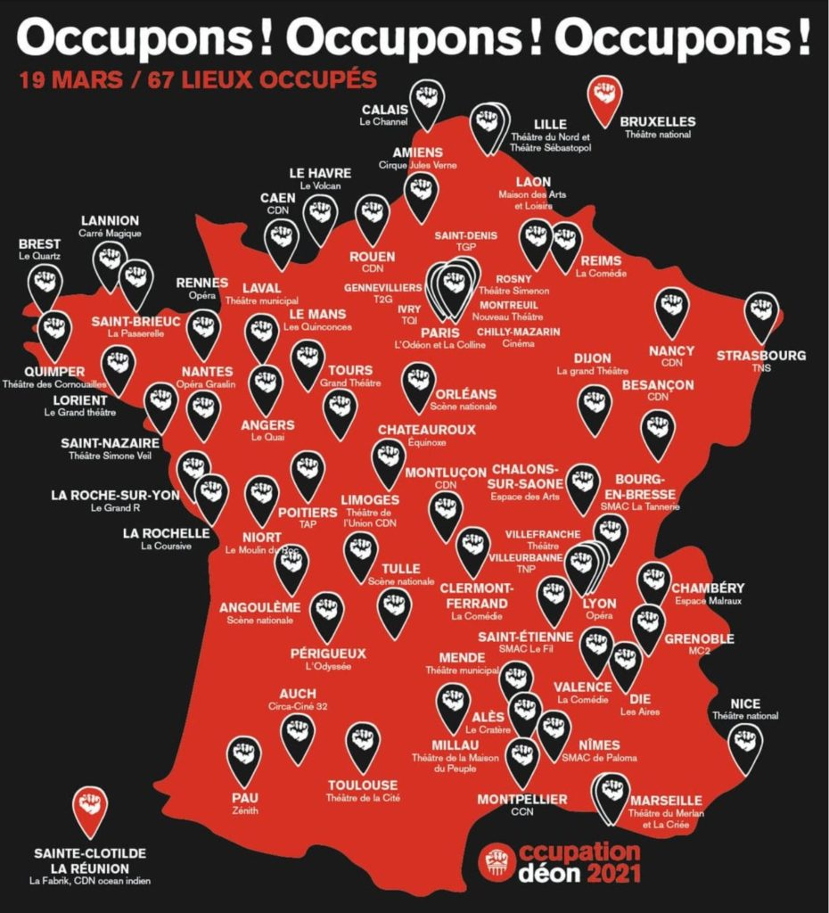 Occupons, occupons, occupons !